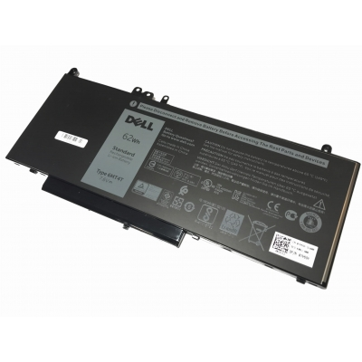 Bateria Dell Latitude E5270 62Wh 451-BBUQ 6MT4T do Dell Latitude E5470